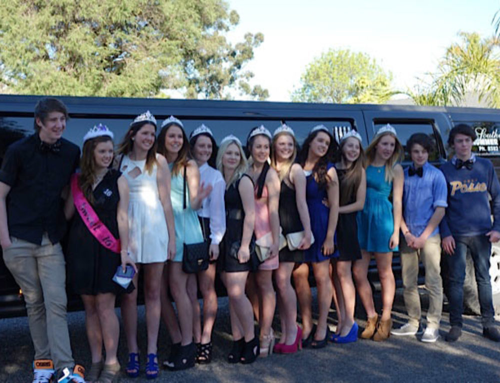 13th Birthday Party and hummer