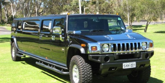 southern hummer hire stretch limo