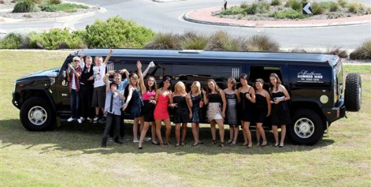 southern hummer hire formal